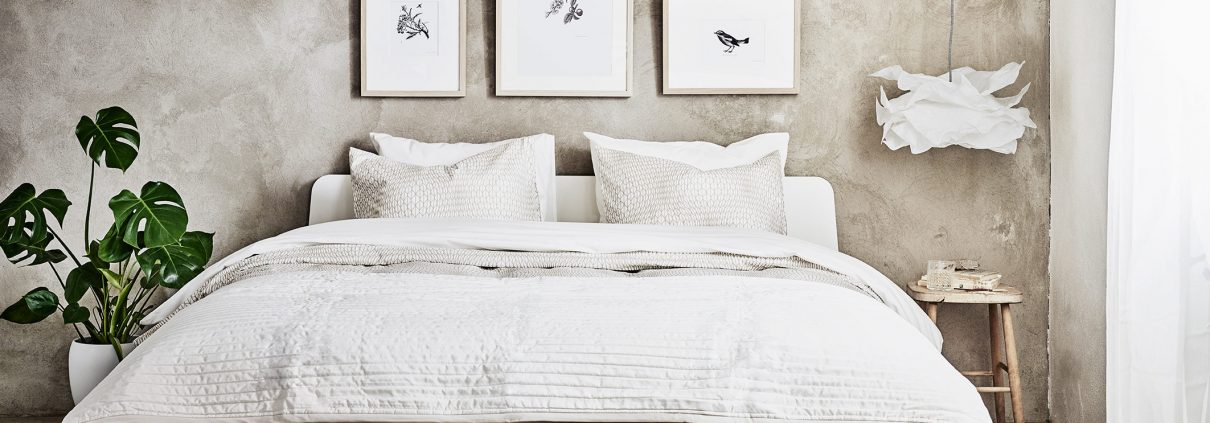 möbler för sovrum