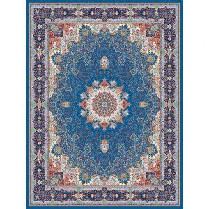 Khatoon orientalisk matta - blå