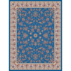 Zanbagh orientalisk matta - blå