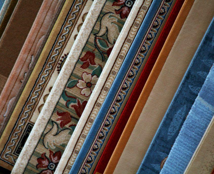Textil & Mattor produktkatalog