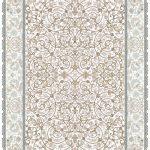 Eslimi persisk matta - Cream