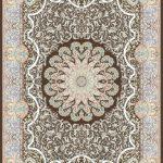 Kamand persisk matta - Brun