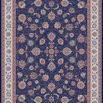 Mashahir persisk matta - Mörkblå