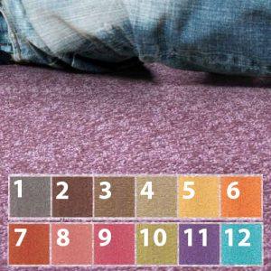 Royal Moquette matta i 12 färger
